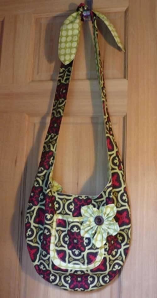 Free Bag Pattern and Tutorial - Ninja Monkey Bag