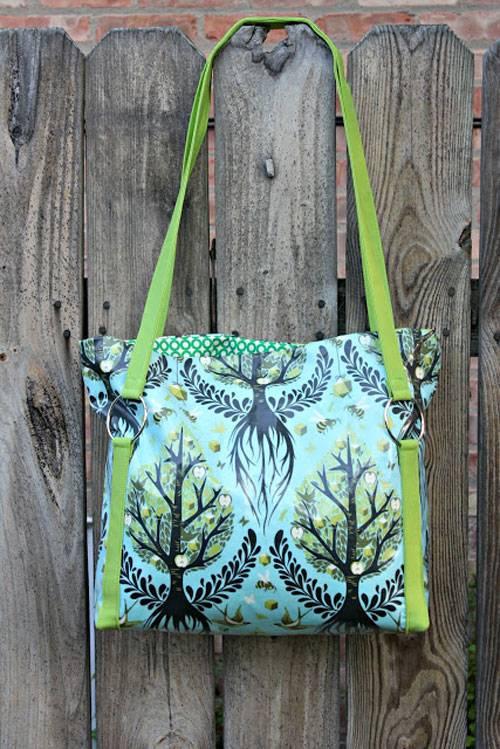 Free Bag Pattern - The Sawyer Bag
