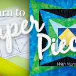 Learn to Paper Piece: Online Class