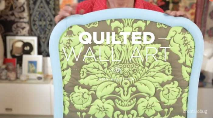 Quilted Wall Art Online Class