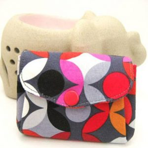 Double Flap Pouch – Free Sewing Tutorial