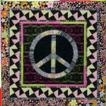 Give Peace a Chance Quilt – Free Quilt Pattern