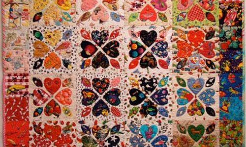 Have a Heart Quilt