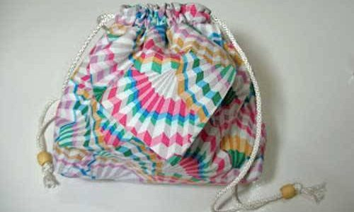 Free Purse Pattern and Tutorial - Origami Pouch