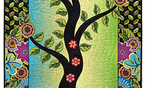 Tree of Life Quilt – Free Quilt Pattern