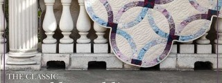 The Classic Double Wedding Ring Online Quilting Class