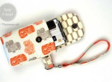 Fabric Camera Case Pattern – Free Sewing Tutorial
