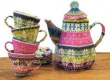 Mad Hatter Tea Set – Free Sewing Tutorial
