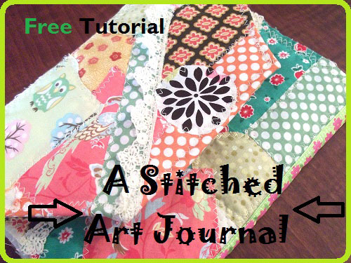This is the perfect project for using up all your favorite fabric scraps