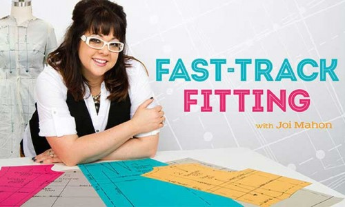 Fast Track Fitting Online Sewing Class