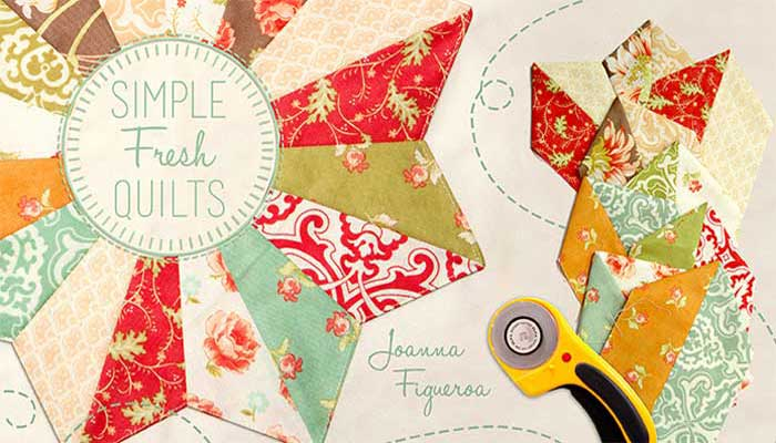 Simple Fresh Quilts: Online Class