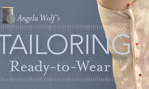 Tailoring Ready-to-Wear Online Sewing Class
