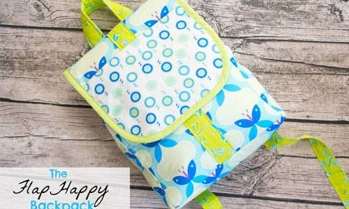 FlapHappy Backpack