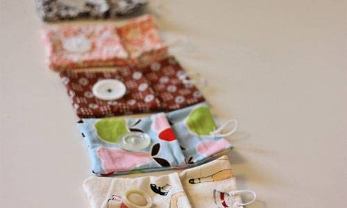 Little Button Pouch – Free Sewing Tutorial