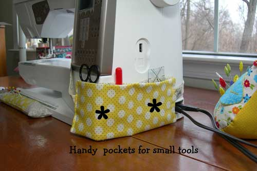 Free Sewing Pattern and Tutorial - The Mini Keeper