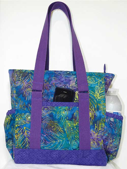 This is the perfect tote for anyone on the go and will quickly become your favorite everyday bag.