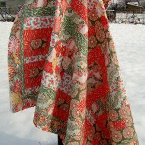 Rococo Garden Quilt – Free Quilt Pattern