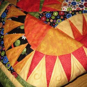 Sausalito New York Beauty Quilt – Free Quilt Pattern