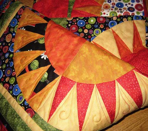 Free Quilt Pattern - Sausalito New York Beauty Quilt