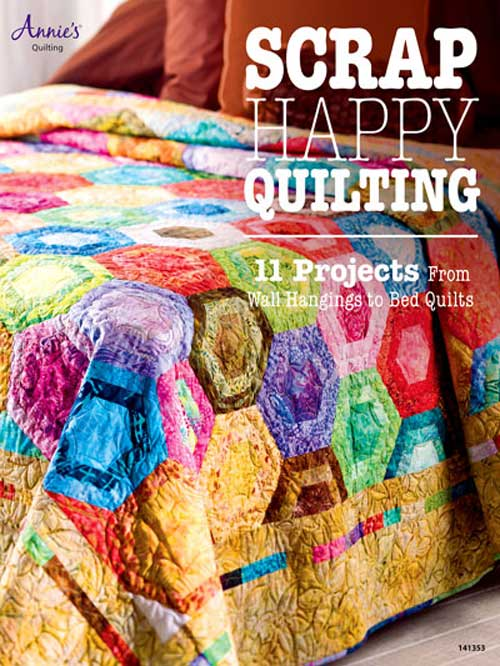 Use fabric scraps or precut fabrics for these stylish quilts.