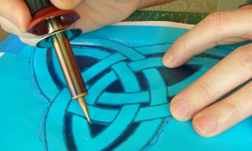 How to make your own stencils