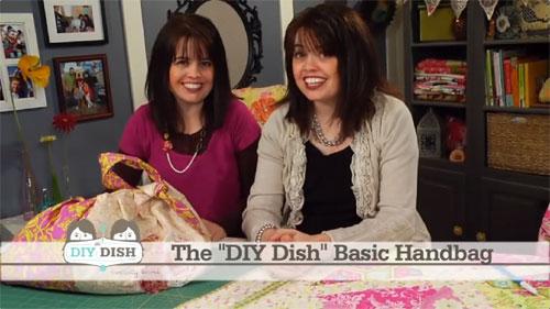 Video Tutorial: How to Make a Handbag