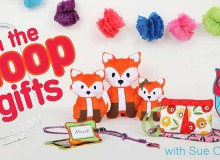 In the Hoop Gifts Online Class
