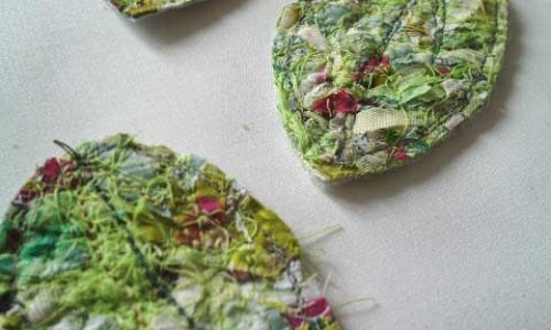 How to turn fabric scraps into Fabric
