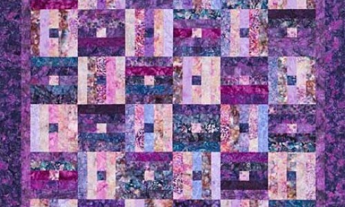 Plum Pudding Quilt – Free Quilt Pattern