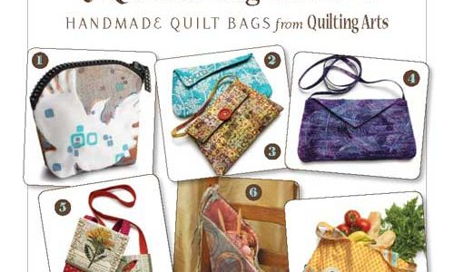 Free eBook: Quilted Bag Patterns