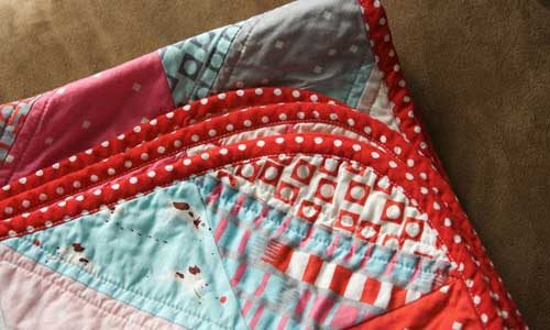 Rounded Quilt Corners Tutorial