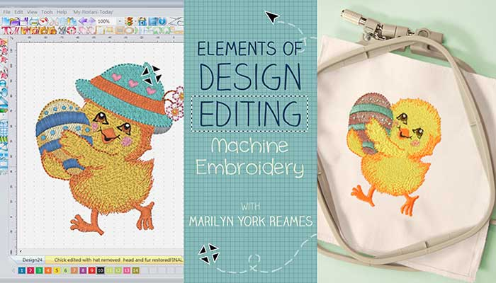 Elements of Design Editing: Online Sewing Class