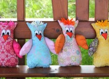 Greta the Owl – Free Sewing Pattern