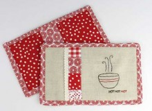 Patchwork Hot Pads/Oven Mitts Sewing Tutorial