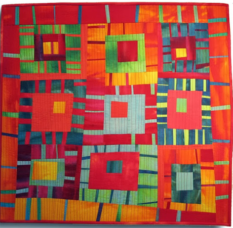 Stacked Stripes Quilt – Free Quilt Pattern