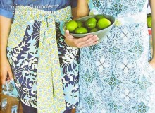 Domestic Goddess Apron Pattern
