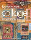 Fabric Art Collage