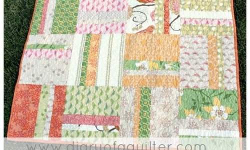 Quilting Made Simple – Free Baby Quilt Tutorial