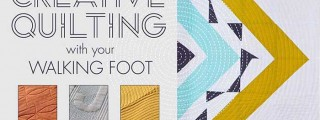 Creative Quilting with Your Walking Foot Online Quilting Class
