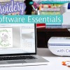 Embroidery Software Essentials: Online Sewing Class