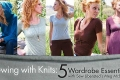 Sewing With Knits: Online Sewing Class