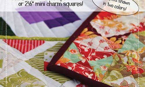 Micro Mini Quilts Pattern Book