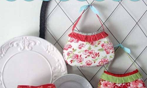 Ruby's Party Bag – Free Sewing Tutorial