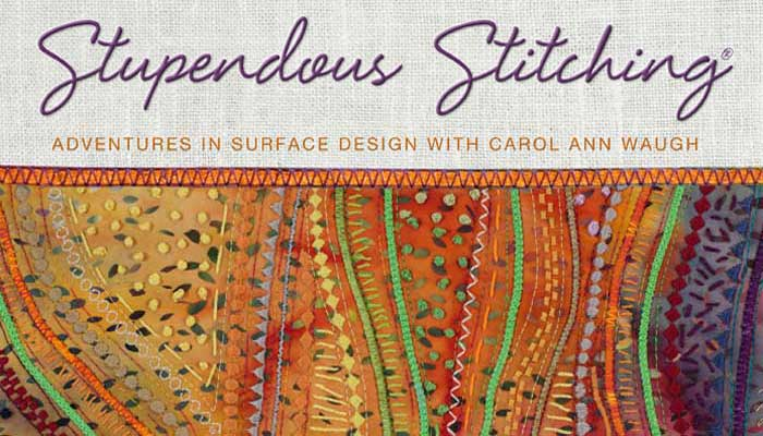 Stupendous Stitching: Online Class