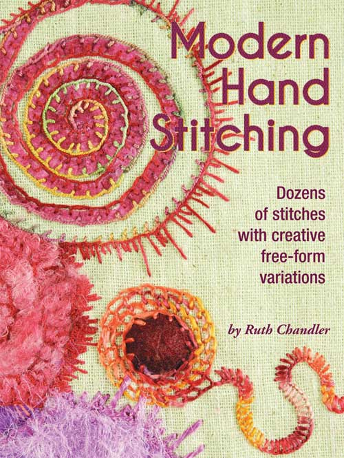 Let your stitching spirit enjoy the confidence of learning basic hand stitches.