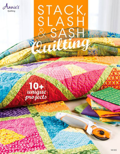 Take quilting to a new level and make one-of-a-kind quilts that suit your personal style.