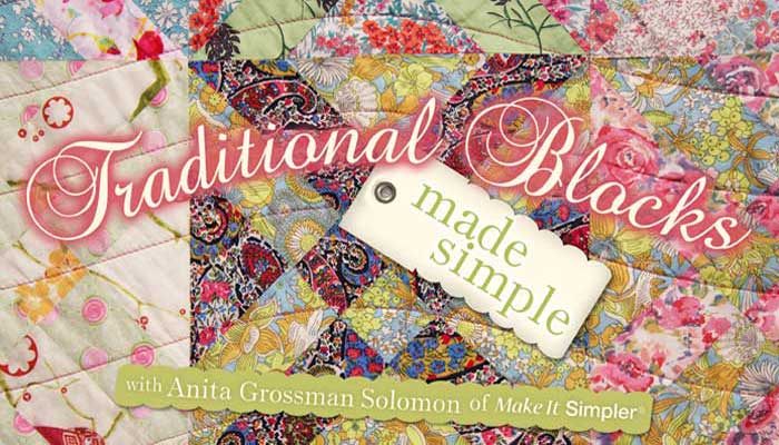 Traditional Blocks Made Simple: Online Class