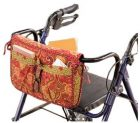 Wheelchair & Walker Carryall & Carrier Bag Sewing Pattern