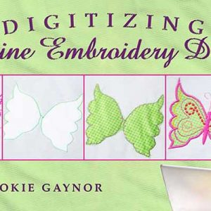 Digitizing Machine Embroidery Designs Online Class
