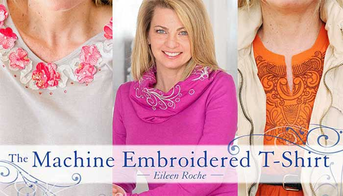 The Machine Embroidered T-Shirt: Online Class